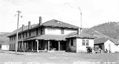 Dawson hotel